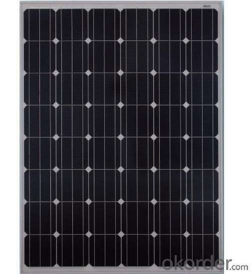 Monocrystalline solar panel JAM6 48 205W