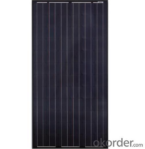 Monocrystalline panel JAM5 (L)(BK) 72 195W