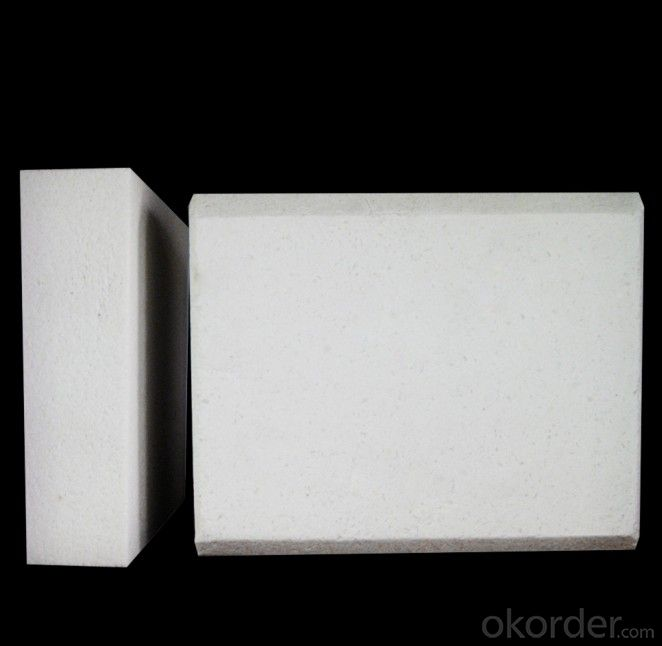 Low Apparent Porosity Mullite Insulating Fire Brick