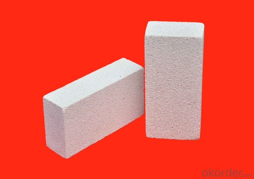Manufacture Low Apparent Porosity Mullite Insulating Fire Brick for Heating Furnace