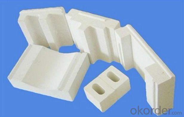 High Temperature Refractory Corundum Mullite Brick