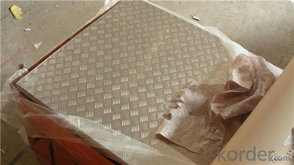Stucco Embossed Aluminium Sheet Hot Sale 1050/1060/1100/3003//3004/3105/5052/5754/5083