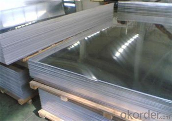 Aluminum Sheet Good Quality Mirror Finish Solar Reflective