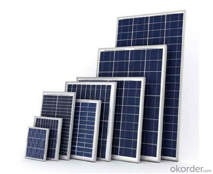 Small 180w A Grade Solar Panel Hmoe High Quality