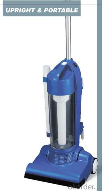 Upright Vacuum Cleaner GS/RoHS Customized Vacuum Cleaner