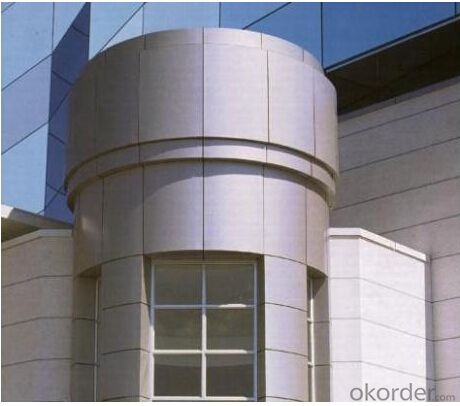 Aluminum Composite Panel PVDF / PE with Competitive Price