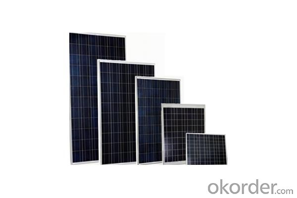250W-255W Mono Solar Module High Efficiency Panels