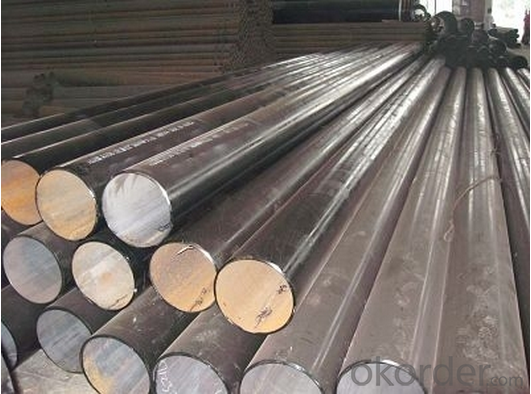 SAE 52100 Bearing Steel Round Bars