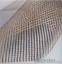 Geogrid from Basalt Fiber for Road and Buildings