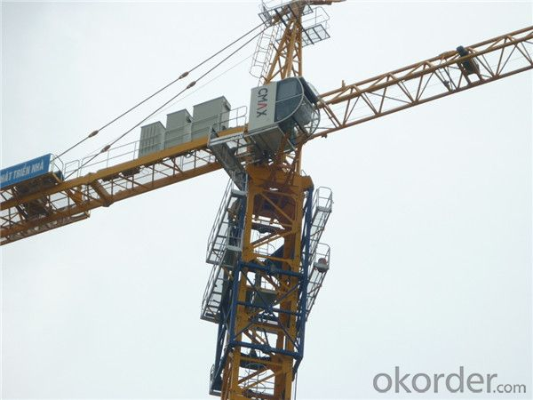 Tower Crane with Low Price (2t-16t, CE Certification)