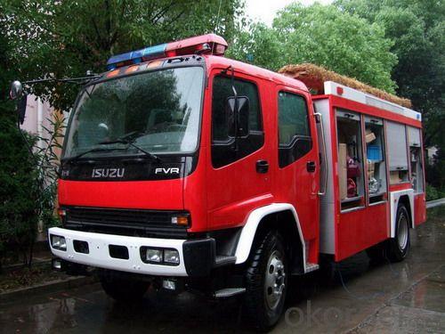 Fire Fighting Truck  Dfac 4*2 Rhd/LHD (Water and Foam) (EQ1141)