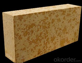 Low Apparent Porosity Mullite Insulating Fire Bricks