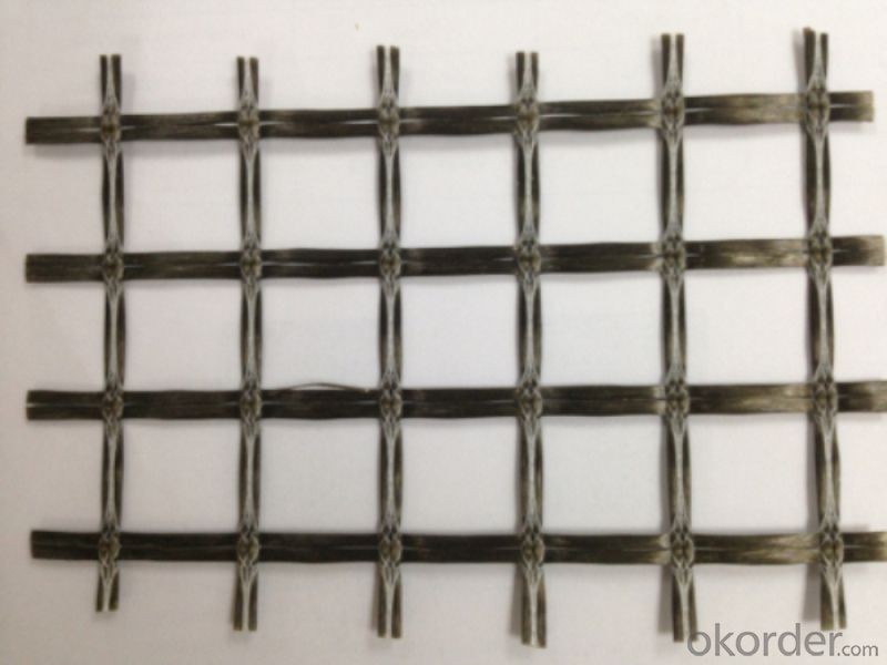 Grid Made from Basalt Fiber for Reinforcement Usage