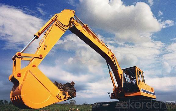 Crawler Excavator Crane Mobile Crane Wheel Crane R210W-9