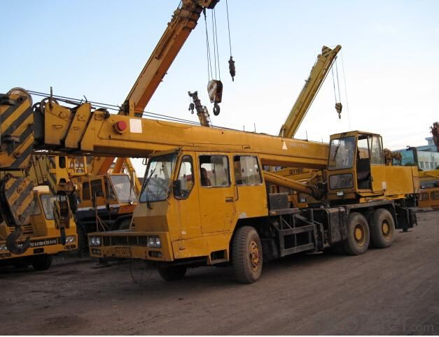 All Terrain Crane Truck Crane Mobile Cranes QAY260 Construction Machinery CCC/ISO/CE/GOST