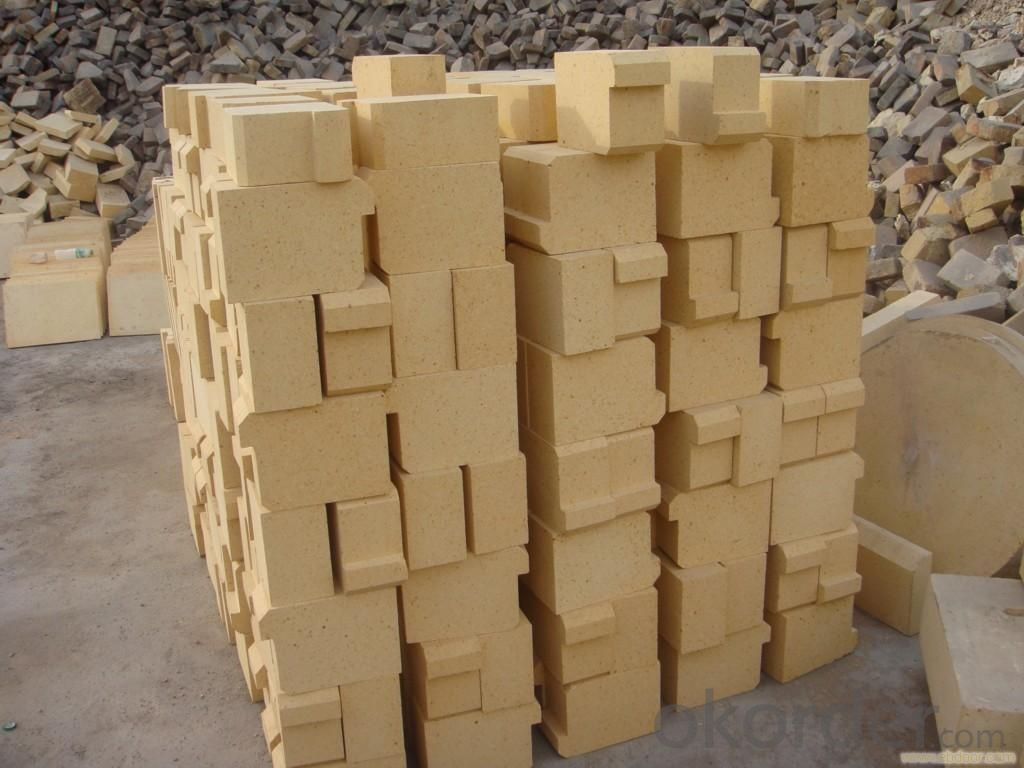 Fused Cast AZS Brick for Glass Furnace