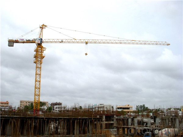 China Tower Crane with CE certificate for Construction