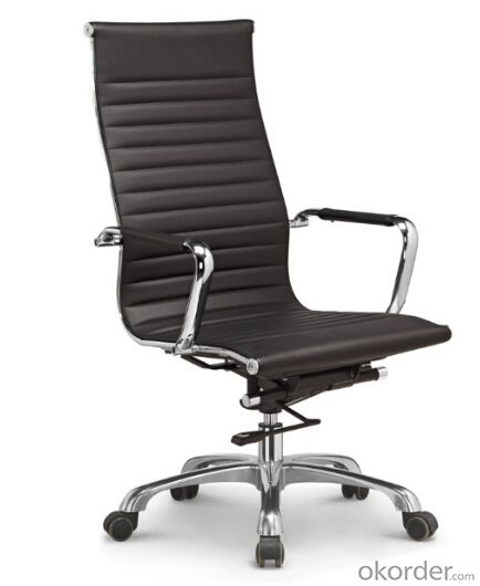 Eames Office Chair PU Leather Fabric Material