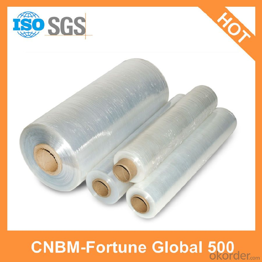 PE Film Stretch Film High Quality Manufacturer