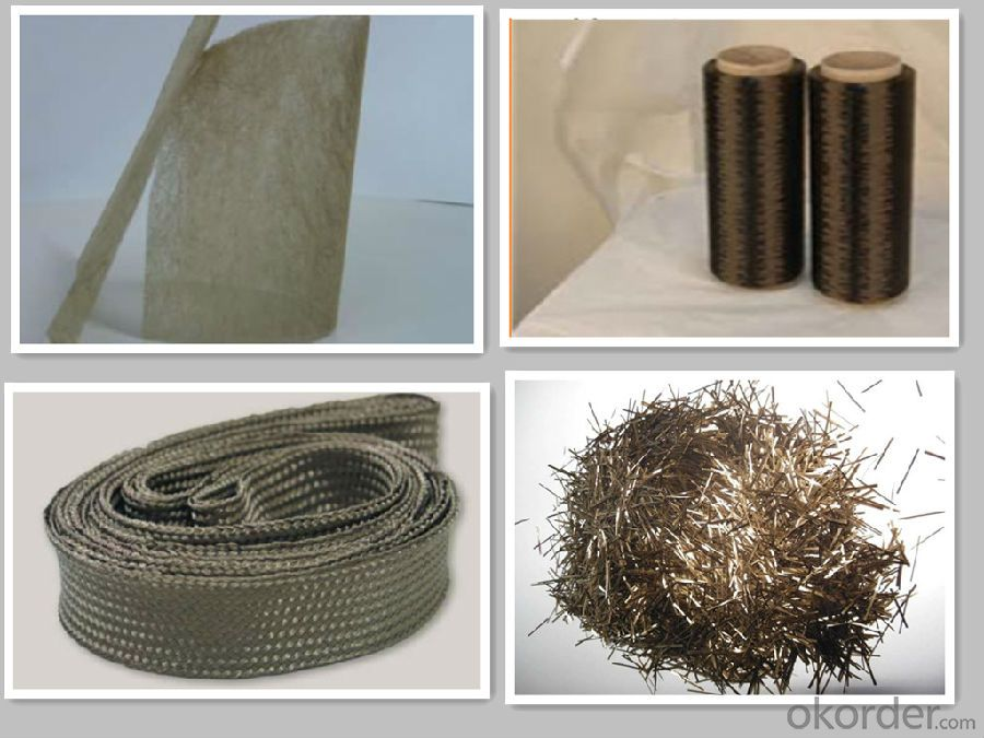 Basalt Fiber Woven Multiaxial Fabric Good Fire Restistance