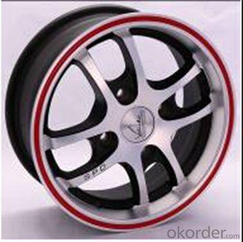 Aluminium Alloy Wheel for Best Pormance No. 406