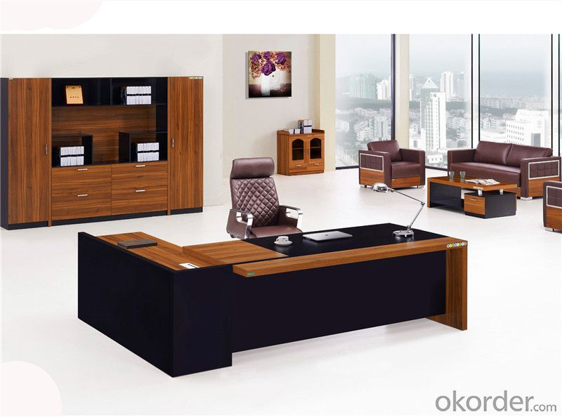 Office Desk Furniture for Manager with Modern Design