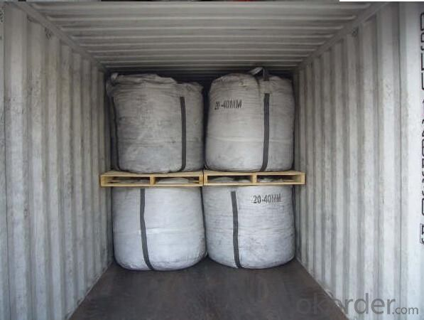 Calcined Anthracite Coal with Carbon FC82-90%