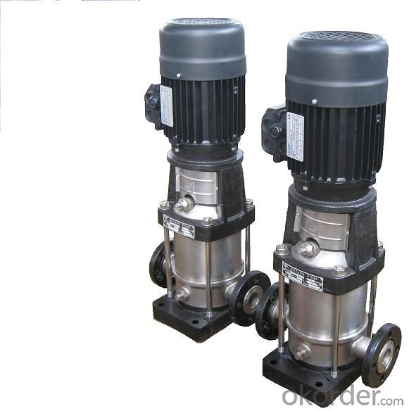 GDL Series Vertical Multistage Centrifugal Pump