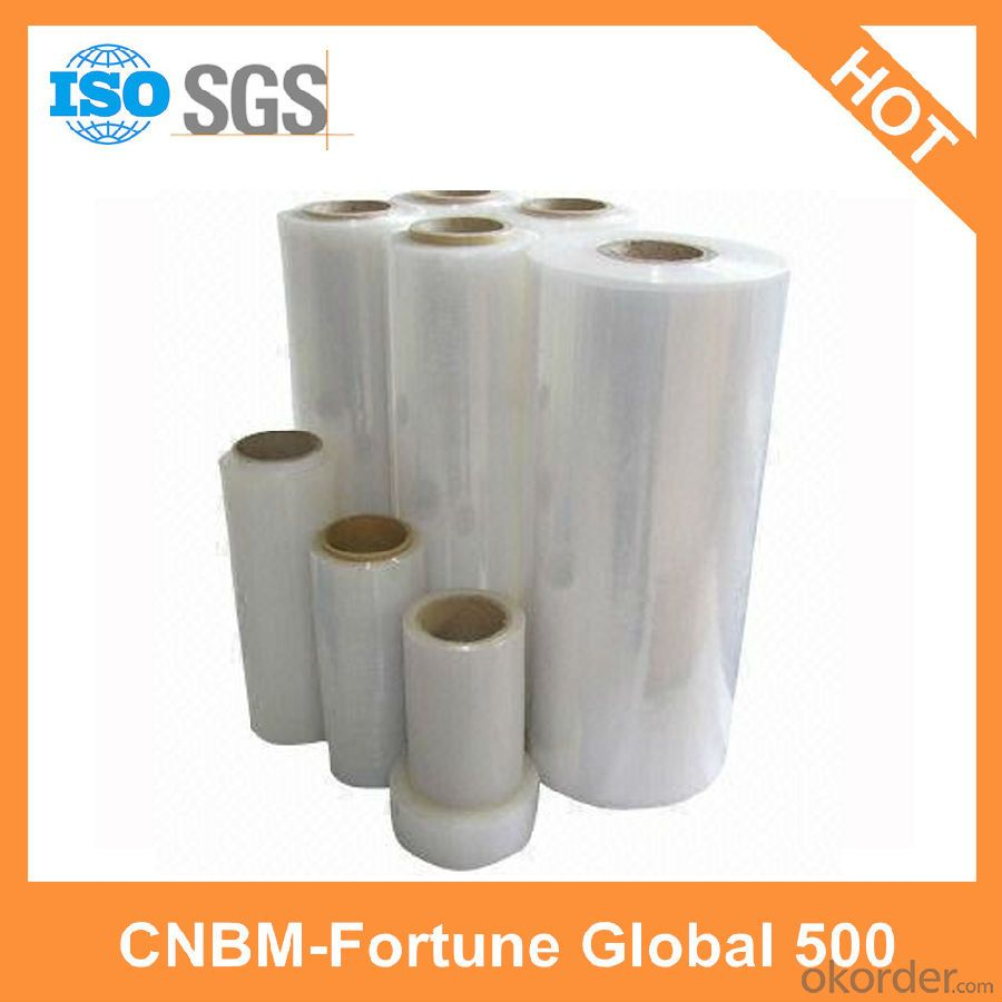 Packing Use PE film Jumbo Roll Made in China