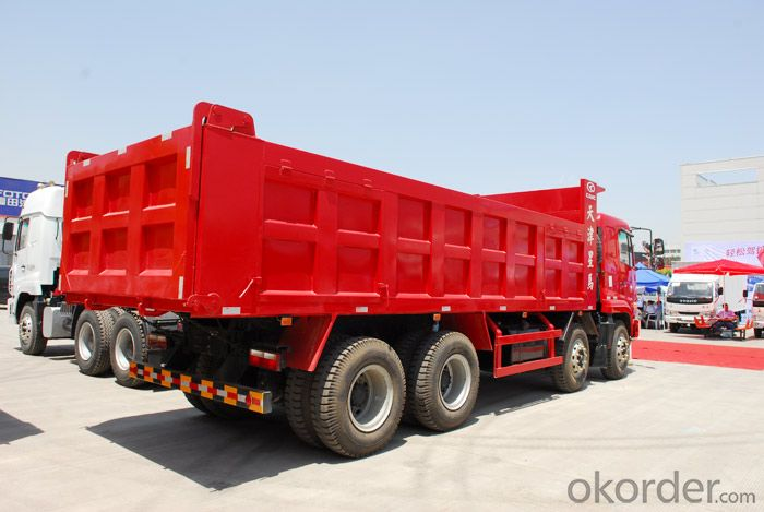 Heavy Tipper Truck  Style with New Cabin sigDen