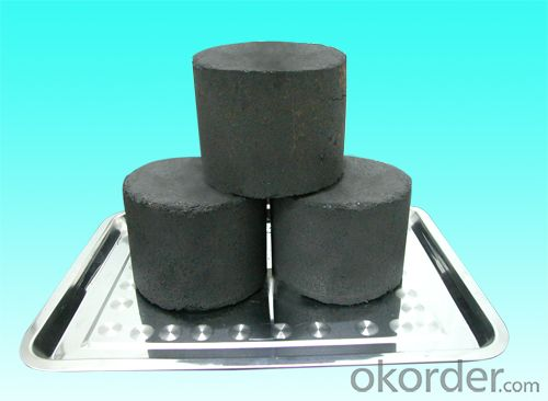 Cylinder Carbon Electrode Paste  with Low Resistance