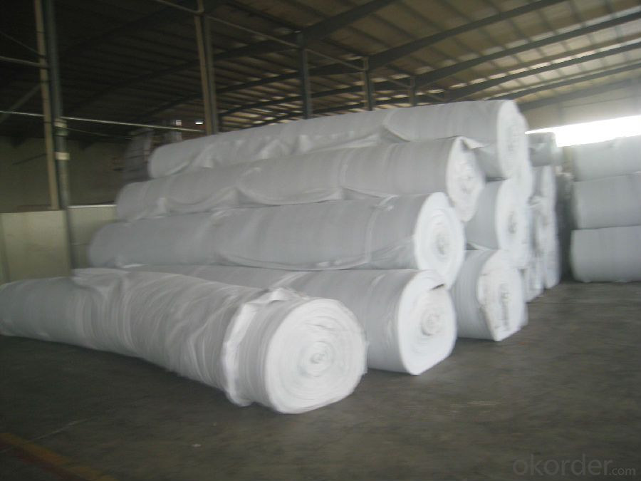 Filament Woven Geotextile High Strength Quality