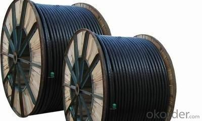 China Suppiler Different Types of Three Phase 5 Core Pvc Insulated Power Cable
