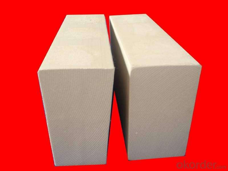 Refractoriness High Density Mullite Refractory Brick for Glass Kiln