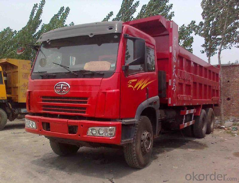 Dump Truck   HOWO Dumper/ Tipper/ 20~40ton 18~25m3 (ZZ3257N3647A)