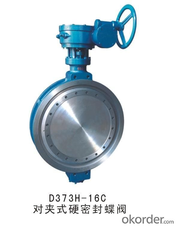 Butterfly Valve Ductile Iron BS5155 On Sale High Quality
