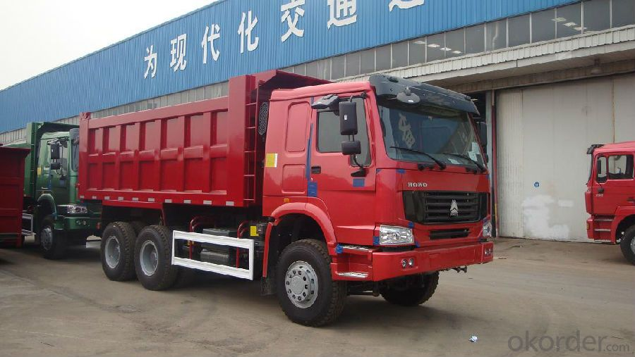 Dump Truck  Popular 336HP 6X4 25 Ton(ZZ3257N3647A)