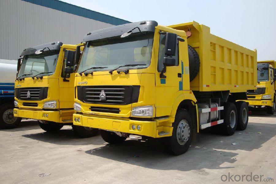 Dump Truck  HOWO 8x4 30ton