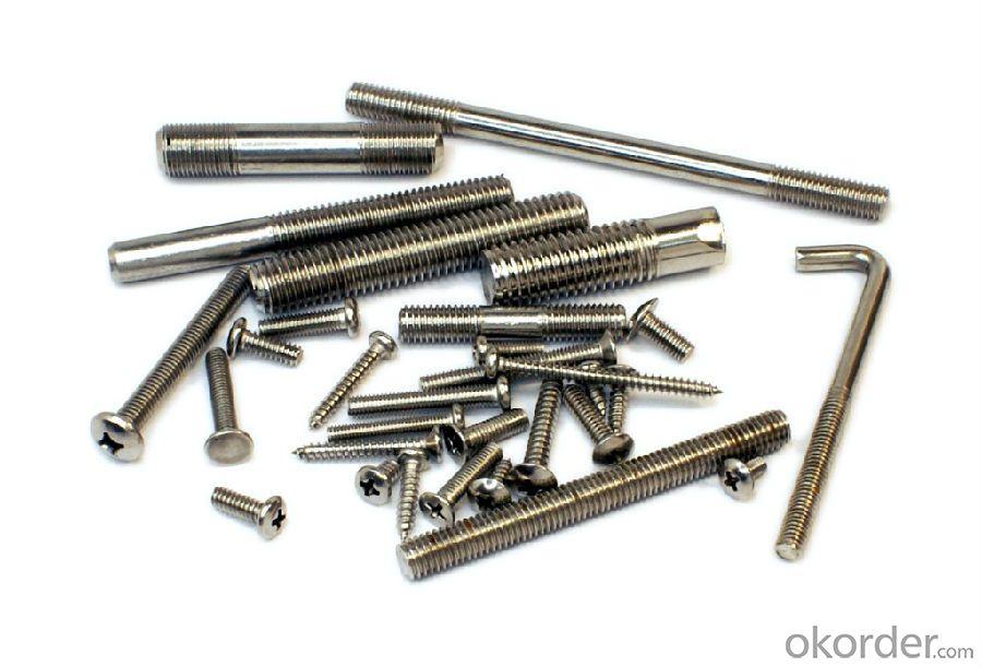 Bolt Carbon Steel Half Thread M10*150 On Sale