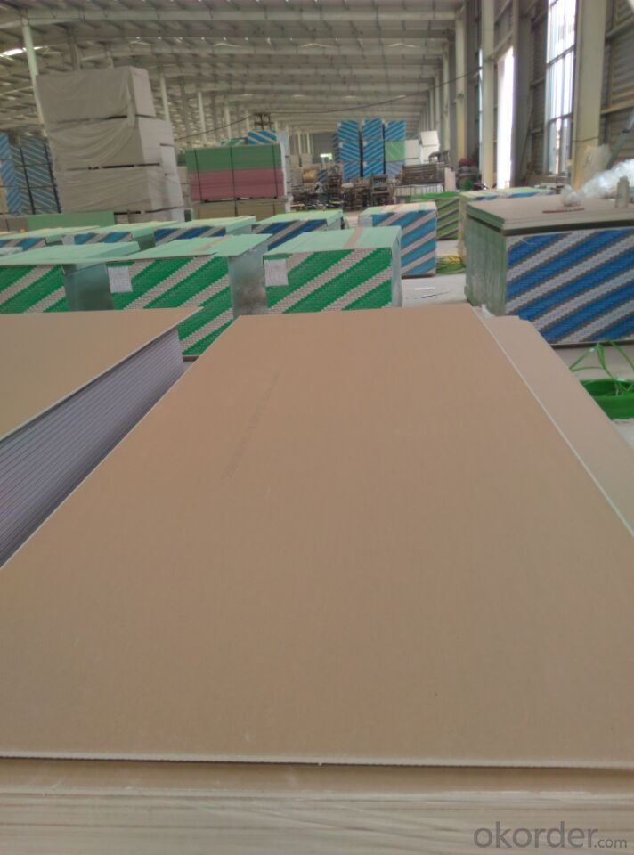 Drywall Board Gypsum Board Plasterboard with Best Price