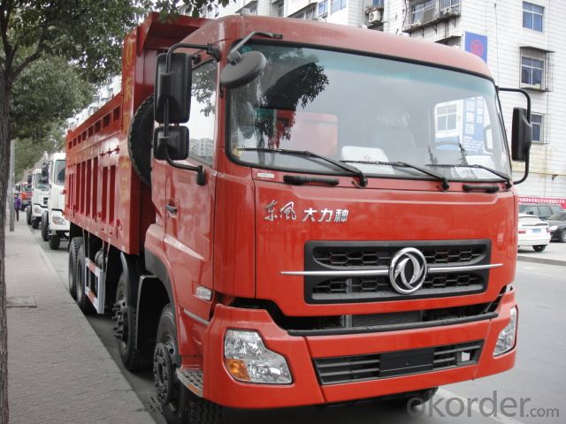 Dump Truck HOWO T7h 360HP 6X4