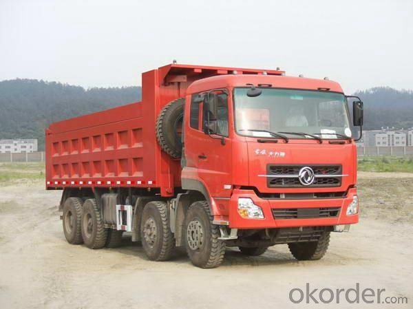 Dump Truck 3-5 tons Light