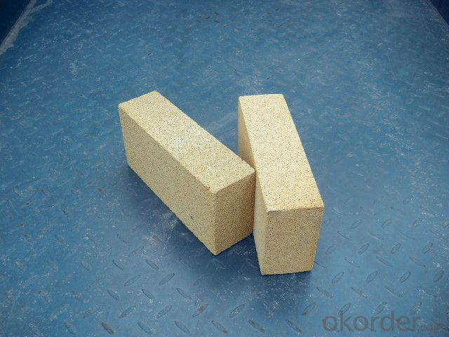 HOT SALE:special light corundum- mullite refractory bricks