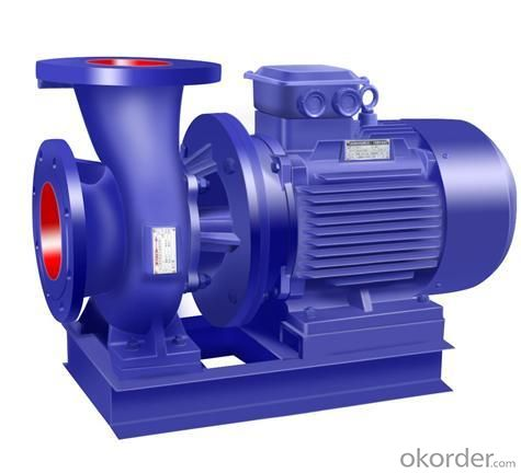 EAZ Series Close-coupled End Suction Centrifugal Pump