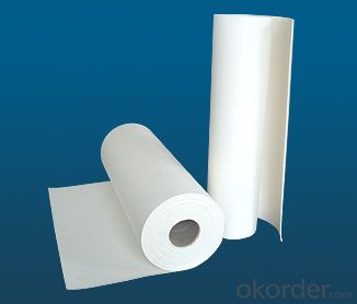 High Pure Soundproof Insulation Heat Resitant Ceramic Fiber Paper