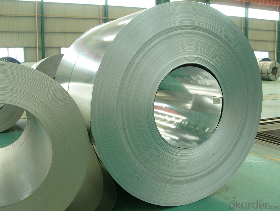 Galvanized  Steel Sheet in Coils  Prime Quality Best Seller