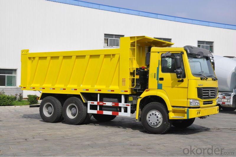Dumper Truck  HOWO Mining 6*4 (ZZ5707S3840AJ)