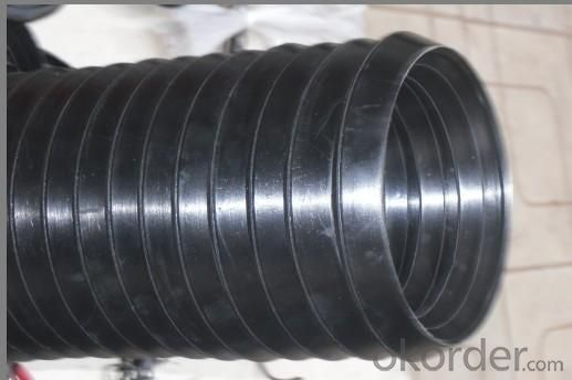Gasket ISO4633 SBR Rubber Ring DN150 Low Price