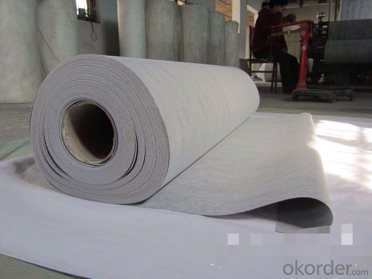 Polyethylene Polypropylene Fiber Waterproof Material