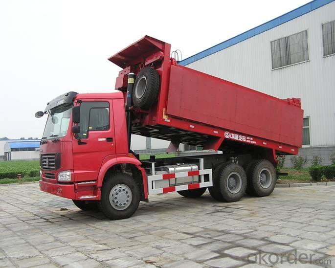 Dump Truck  Fit Hot Sale HOWO of  Tipper 6*4